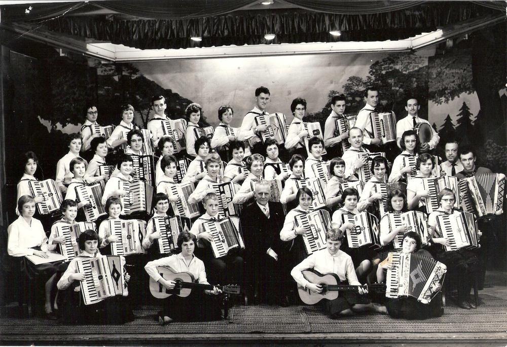 foto Accordeonata in 1961